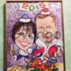 рисую шаржи на выпускных, юбилеях, свадьбах в Самаре