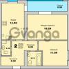 Продается квартира 2-ком 63 м² Приморская