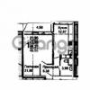 Продается квартира 1-ком 49 м² Дмитриева,д.2