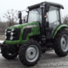 Трактор Chery-RK504B (Чери-RK504B) кабина, реверс