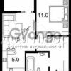 Продается квартира 1-ком 44 м² Регенераторная