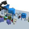 Завод производства органических удобрений из сапропеля