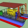 Минизавод производства органических удобрений из сапропеля