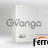 Газовый настенный котел Ferroli Diva F 16 (Белый)