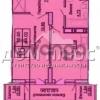 Продается квартира 1-ком 44 м² Донца Михаила