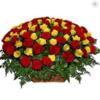 "Цветы букет ""Фламенко"""