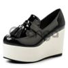 Обувь женская Лоферы-LOST-INK