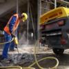 Аренда компрессора с отбойным молотком в Новосибирске