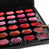 Профессиональная палитра MAC помад 66 цветов