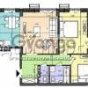 Продается квартира 3-ком 70 м² Регенераторная