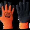 Перчатки рабочие хлопок/ полиэстер с латексным покрытием (5 видов)