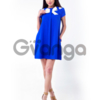 Платье-колокольчик 1556