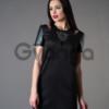 Стильное платье + большие размеры 1551
