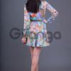 Легкое романтичное платье 21