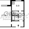 Продается квартира 1-ком 43 м² Мишуги Александра