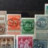 Почтовые марки Германия (Третий Рейх) 1941-1943