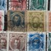 почтовые марки царской империи 19-20 век