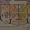 Продается квартира 1-ком 44 м² пр-кт Мельникова, д. 13, метро Речной вокзал