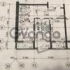 Продается квартира 2-ком 77 м² ул. Драгоманова, 2 б, метро Позняки