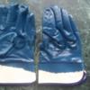 Перчатки нитриловые, с полным покрытием, краги