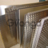 Алюминиевый рифленый лист (квинтет, дуэт, алмаз) универсальная вещь.