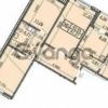Продается квартира 3-ком 81 м² ул. Чавдар Елизаветы, стрпл3, метро Осокорки