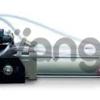 Ремонт привода открывания дверей Camozzi автобуса I-VAN
