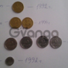 Продам укр монеты 50коп.92-94г 5коп.-92г.1коп.92г.
