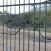 Секции заборные с сеткой рабицей