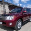 Toyota Land Cruiser, 200 Series Рестайлинг 4.5d AT (235 л.с.) 4WD 2012 г.