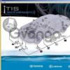 OpenPort 2.0 Rev-E ECU чип-тюнинг+Toyota Techstream