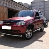 Chevrolet Niva, I Рестайлинг 1.7 MT (80 л.с.) 4WD 2011 г.