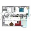 Продается квартира 1-ком 53 м² Заречная