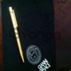Ручка золотая КАРТЬЕ