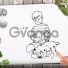 Слайдшоу и рисованное видео на заказ
