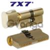 Дверные цилиндры MUL-T-LOCK 7х7 62 мм(Мультилок)