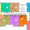 Продается квартира 2-ком 57 м² Кирпичная ул.