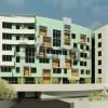 Продается квартира 1-ком 40 м² Курортный проспект