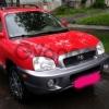 Hyundai Santa Fe, I 2.7 AT (173 л.с.) 4WD 2004 г.