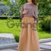 Мусульманская юбка Лазурь