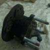 Ступица заднего колеса с датчиком ABS в комп-те оригинал SAAB 24421906