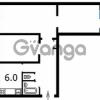 Продается квартира 3-ком 58 м² Серафимовича ул., д. 17/2