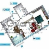 Продается квартира 2-ком 65 м² Заречная