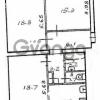 Продается квартира 3-ком 77 м² Чапаева Ул. 4, метро Бульвар Дмитрия Донского