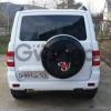 УАЗ Patriot, I 3163 2.7 MT (128 л.с.) 4WD 2014 г.