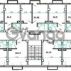 Продается квартира 2-ком 35 м² Пионерская