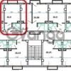 Продается квартира 1-ком 18 м² Пионерская