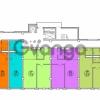 Продается квартира 1-ком 43.8 м² Виноградная