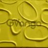 Гипсовая 3D панель для стен ( 004 ) 450 Х 450 х 25