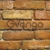 Декоративная плитка для стен кирпич римский ( 012 ) 185 х 55 х 10